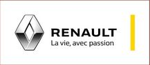 Logo véhicules Renault