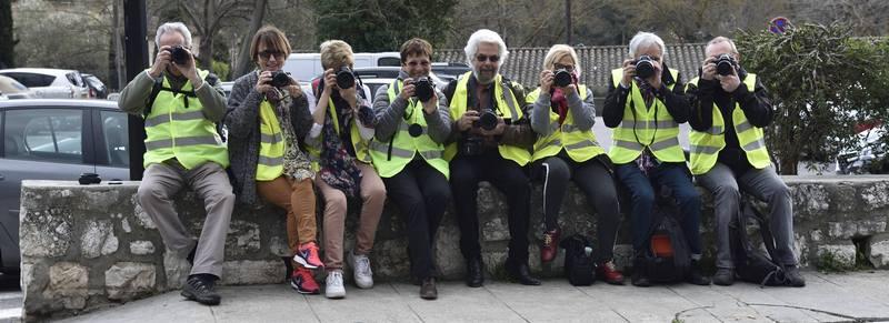 Sorties photo et participation à des événements locaux